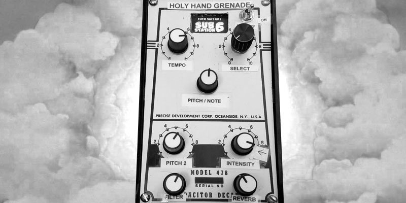 Holy Hand Grenade Synth
