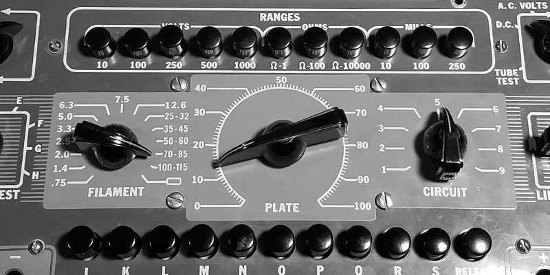 Tube Tester Synth